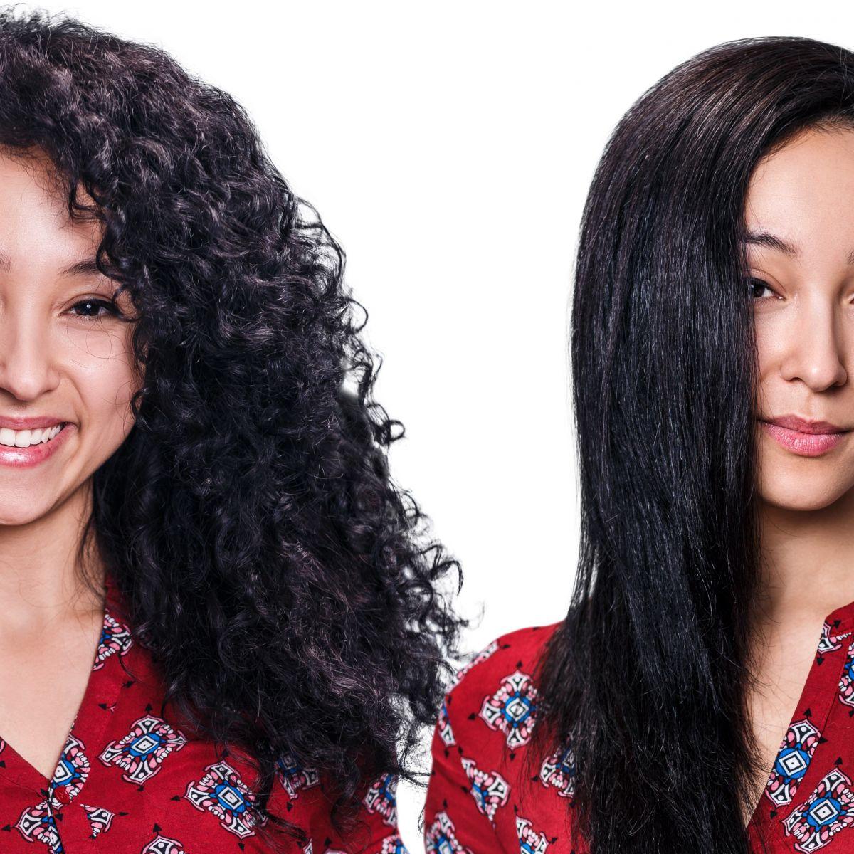 Keratin Doğal Kıvırcık Saçı Düzleştirir Mi